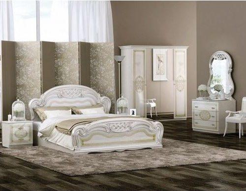 Спальня ЛАРА-2 беж