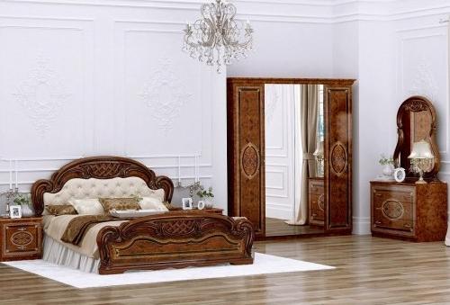Спальня ЛАРА-2 Орех