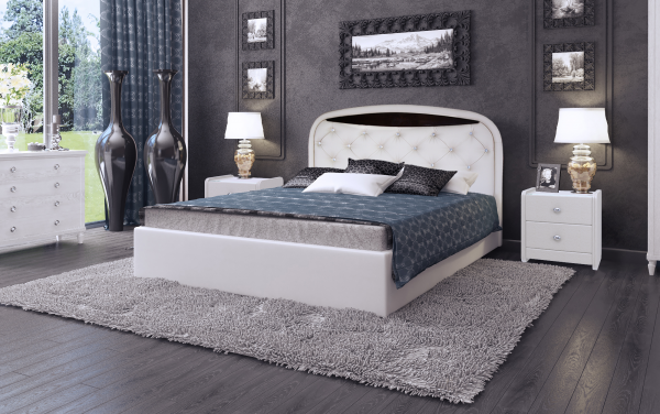 Кровать Валенсия-1 фото