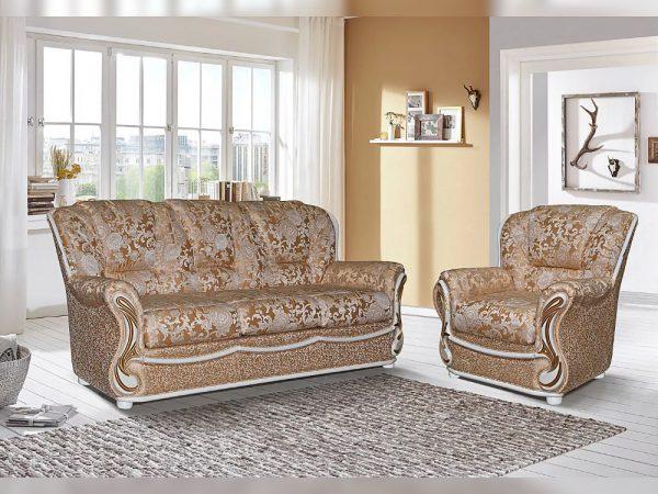 Набор мягкой мебели ИЗАБЕЛЬ-2 фото