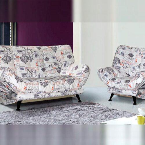 Набор мягкой мебели ИКАР 3м+1м фото
